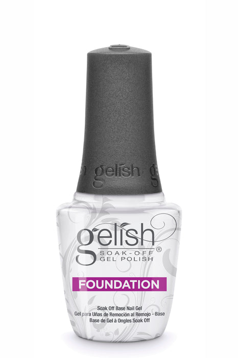 Gelish Foundation Soak Off Base Gel 15ml