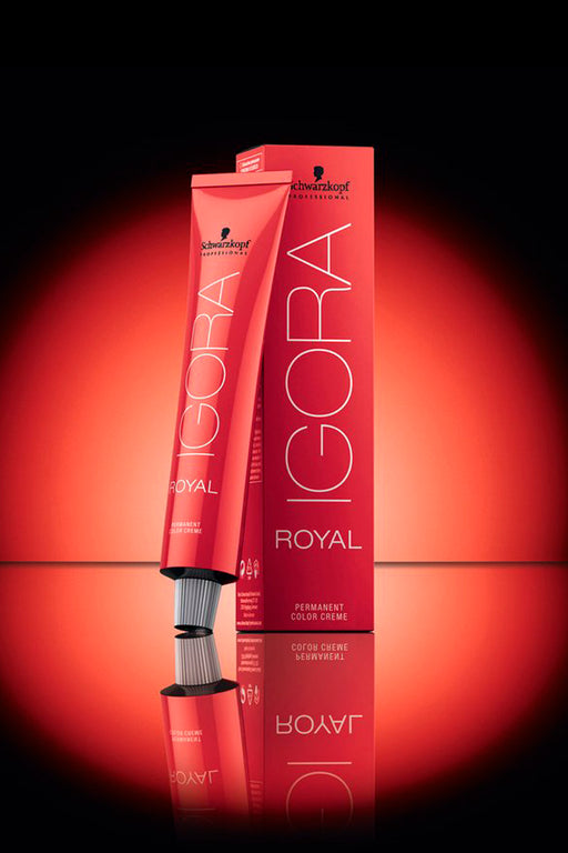 Schwarzkopf Igora Royal Permanent Colour Creme 60g