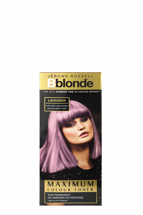 Jerome Russell Bblonde Maximum Colour Toner - Lavender - 75ml
