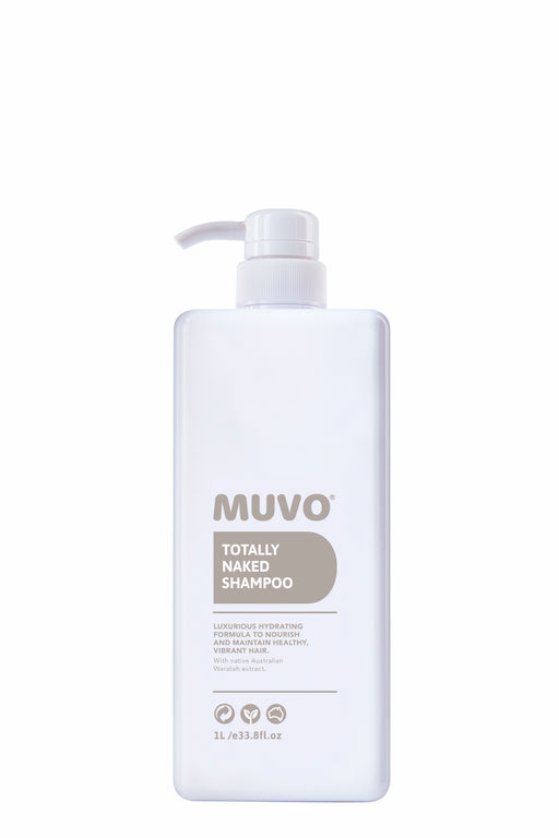 Muvo Totally Naked Shampoo 1 litre