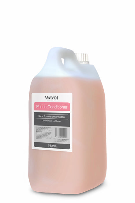 Wavol Peach Conditioner 5 Litre