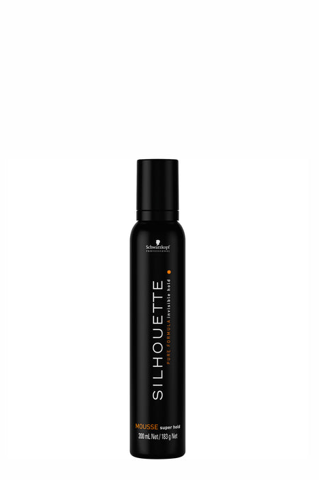 Schwarzkopf Silhouette Super Hold Mousse 200g