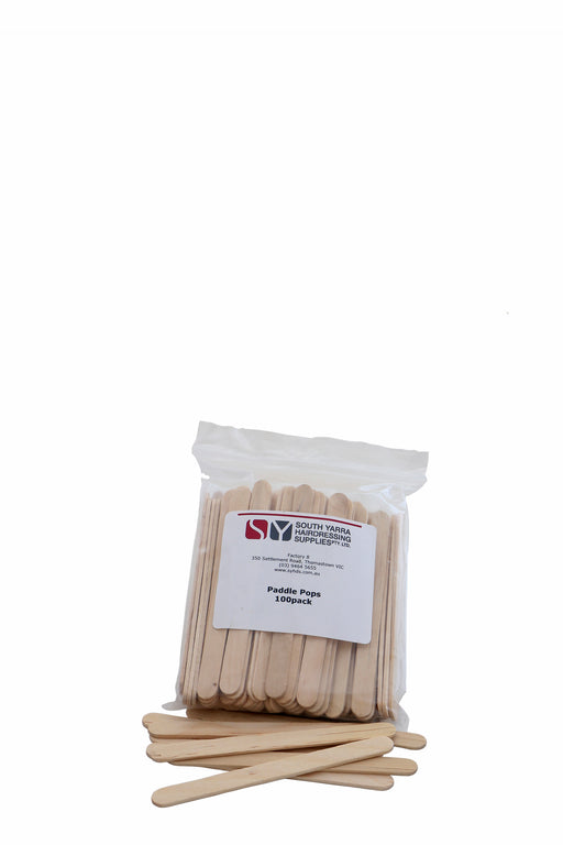 South Yarra Wax Applicators - Icy Pole 100Pk