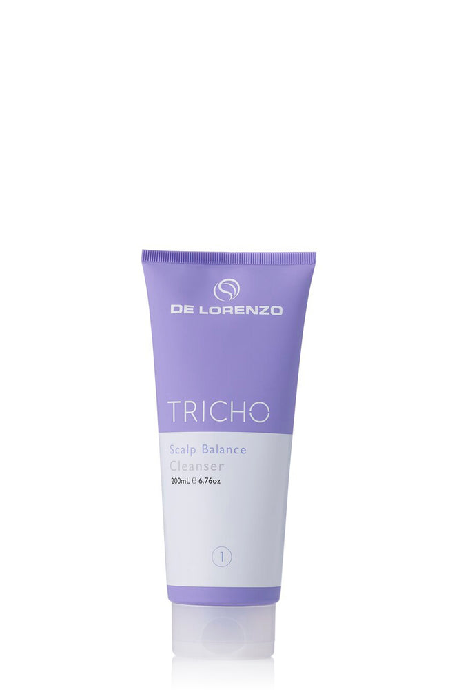 DeLorenzo Tricho Scalp Therapy - Scalp Balance Cleanser 200mL