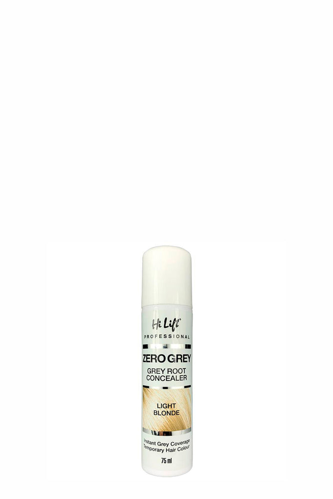 HiLift Zero Grey Root Concealer - Light Blonde 75ml