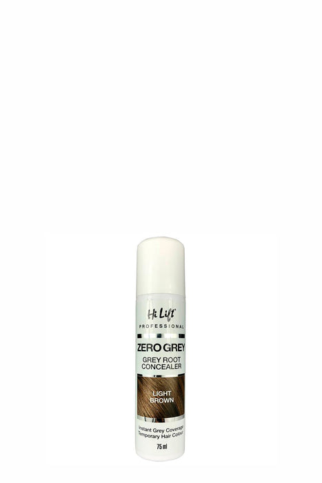 HiLift Zero Grey Root Concealer - Light Brown 75ml