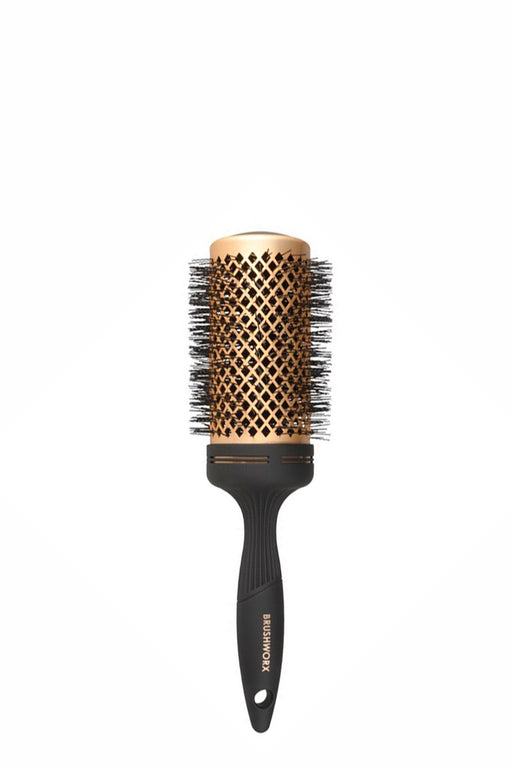 Brushworx Gold Ceramic Hot Tube Brush - X Large