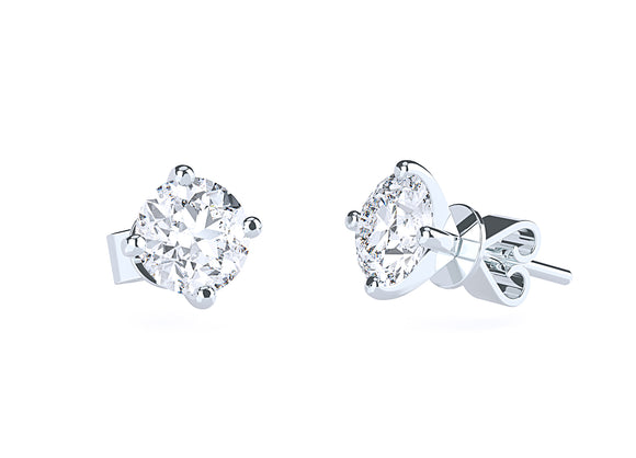 Ariana Diamond Earrings