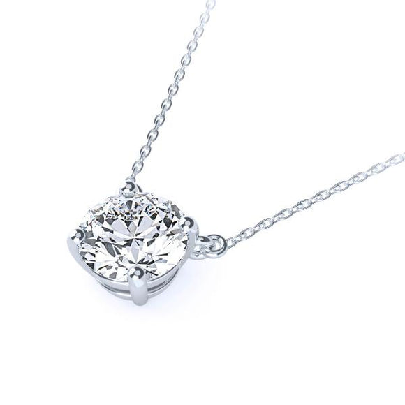 Ariana diamond necklace