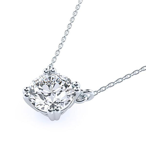 Adrena diamond necklace