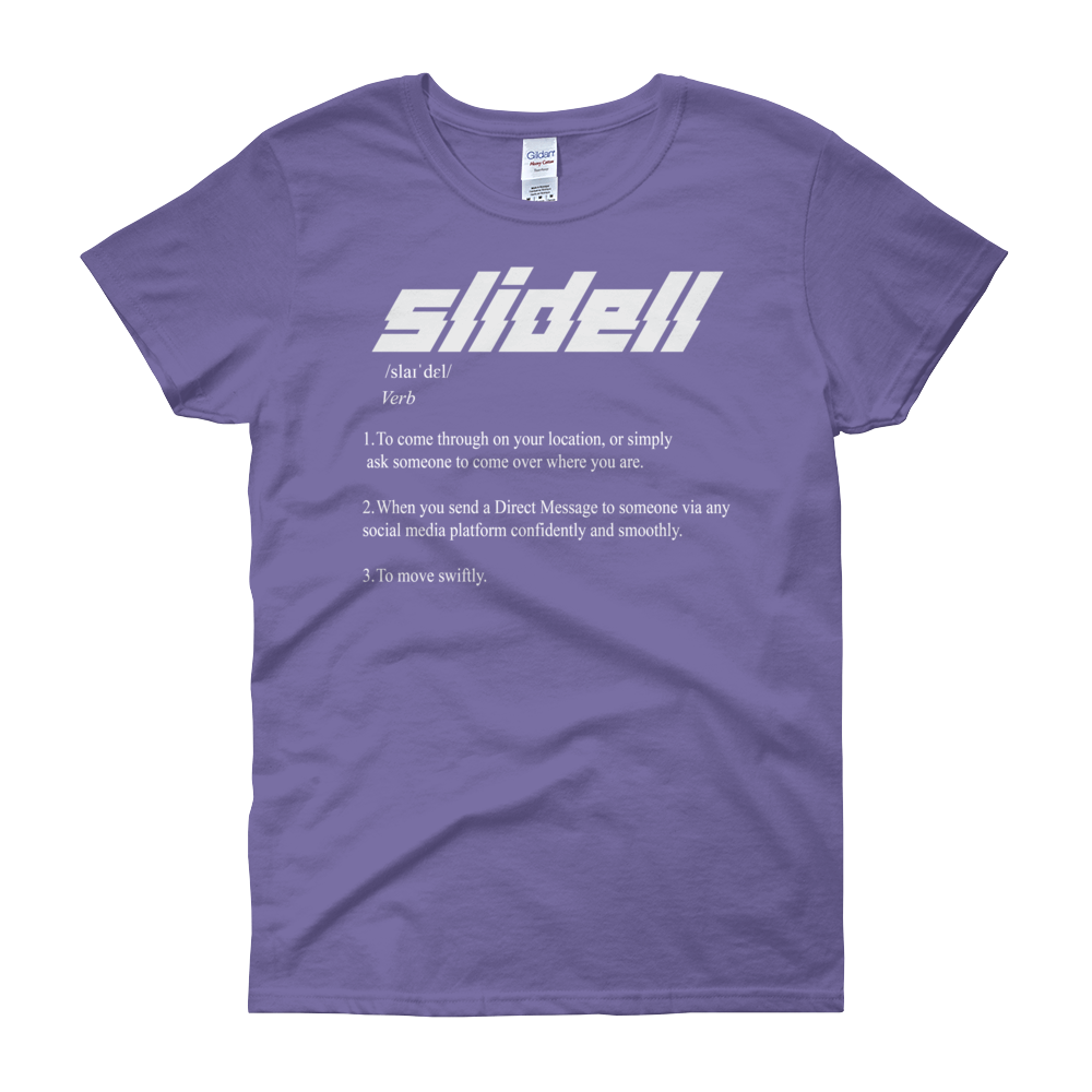 Women's Fitted Slidell Tee