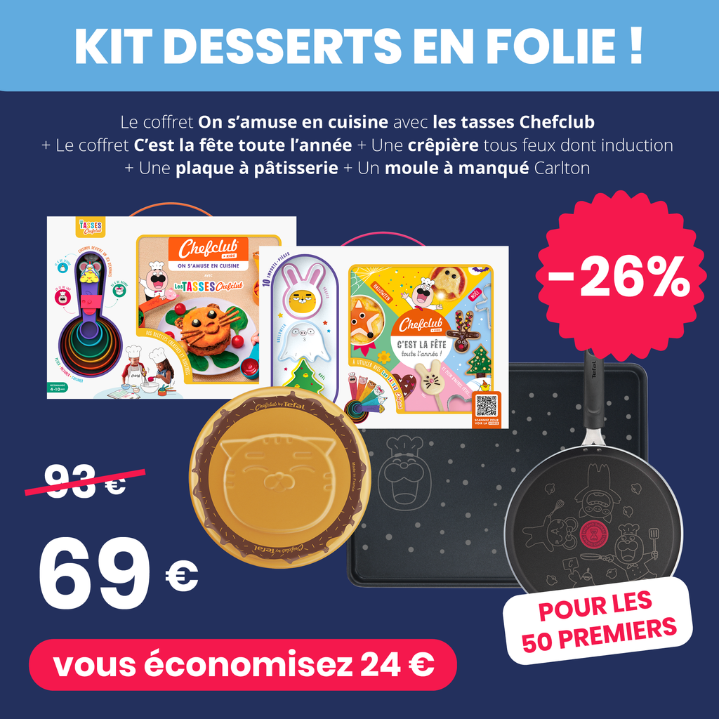 Kit Desserts en Folie