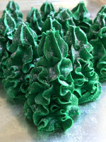 Iced Christmas Tree Bubble Bar - Discounted