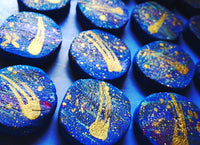 Galaxy Bubble Bar- Midnight Pomegranate BBW Dupe
