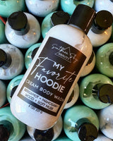 Cream Body Wash - My Favorite Hoodie