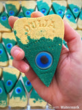 Christmas Spirit Planchette Bath Bomb - Discounted