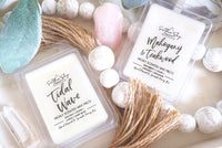 Wax Melts - Clam Shell - Choose Your Scent