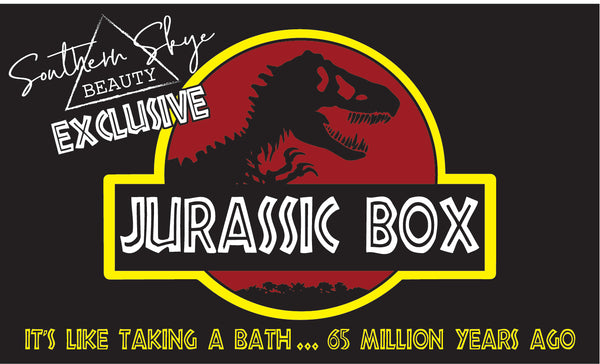 Jurassic Box Pre-Order - AVAILABLE 1/29 at 7PM EST