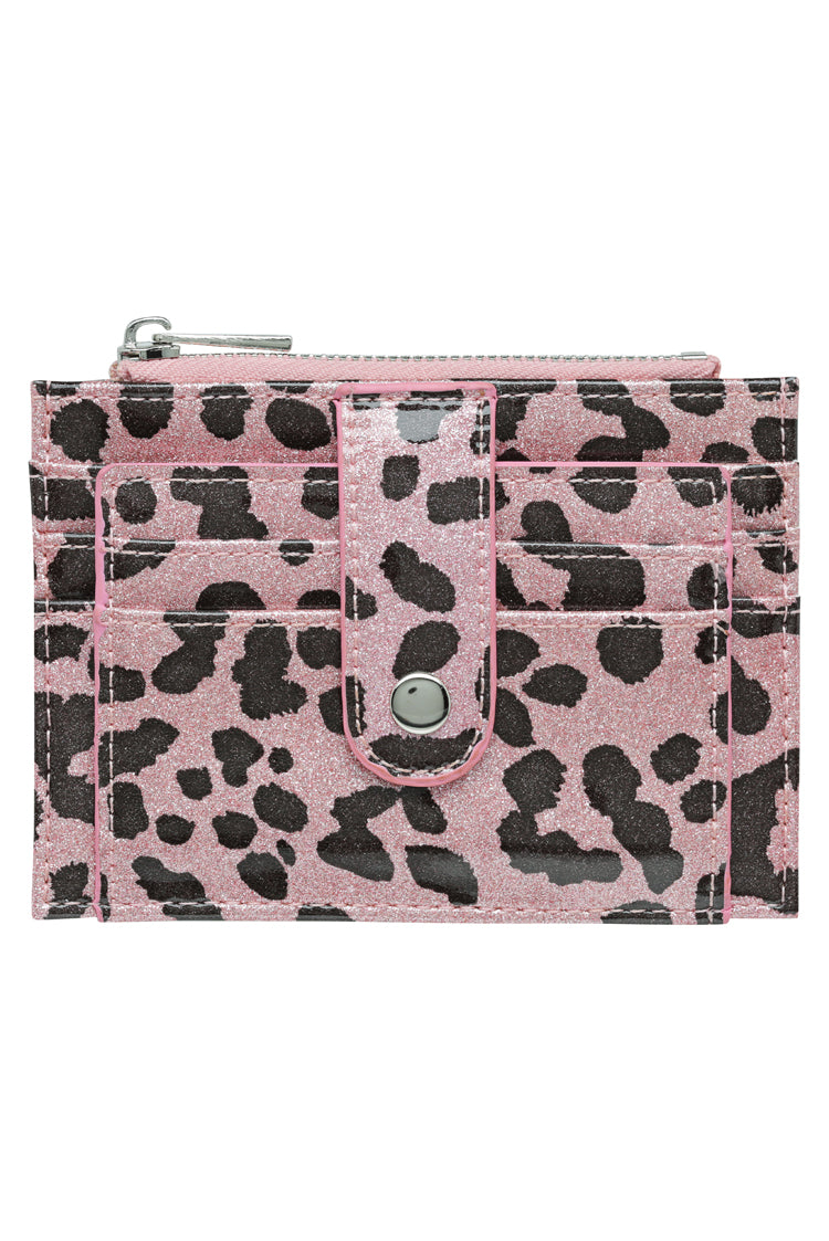 THE DAISY - PINK LEOPARD