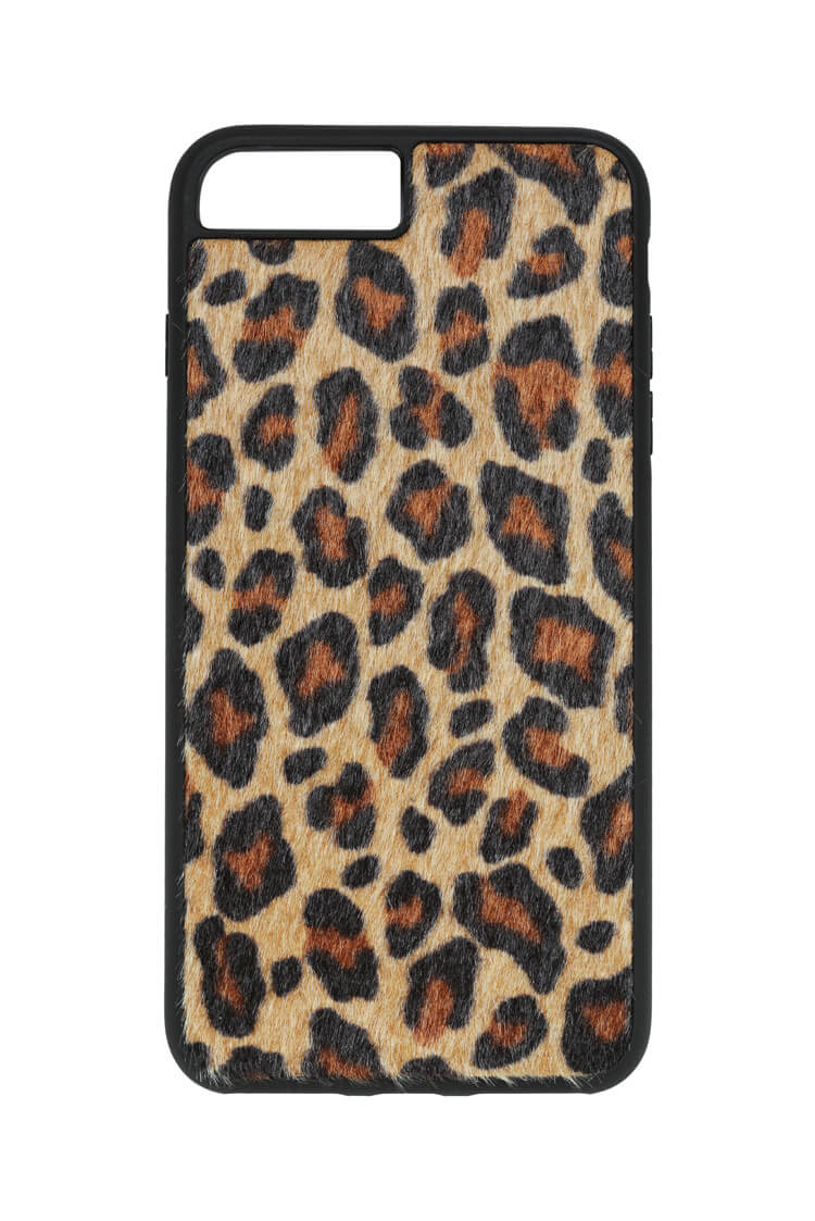 TAN LEOPARD CASE