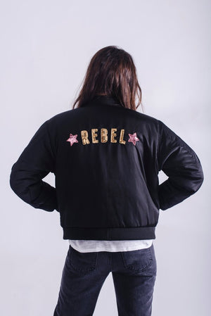 THE REBEL BOMBER