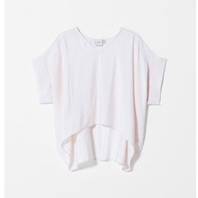 Kvelde Shell Top - Light Pink