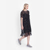 Bovrup Dress - Black Multi