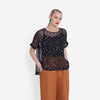 Bovrup Shell Top - Black Multi