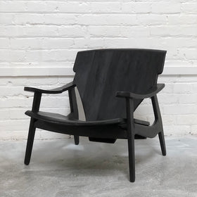 Lazy Chair - Black
