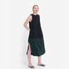 Molger Dress - Black / Forest