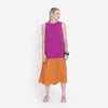 Molger Dress - Magenta / Orange