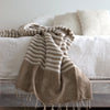 Natural Stripe Blanket
