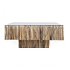 NATURE DRIFTWOOD FLOATING COFFEE TABLE | SMALL