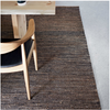 Armadillo & Co Drift Weave Rug - Natural & Black