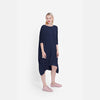 Wide Stretch Dress NAVY