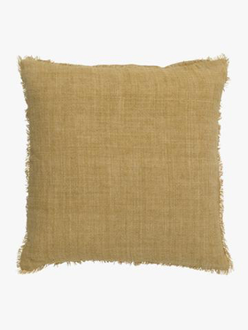Burton Cushion - Ochre