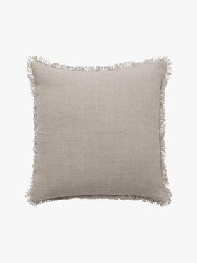 Burton Cushion - Oatmeal Linen 50 x 50cm