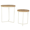 Flinders Side Table White
