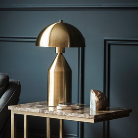 Albany Table Lamp - Gold