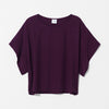 Lysbro Shell Top - Plum