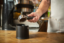 CREMA PRO Knock Box 110mm. The perfect size knock box for your kitchen bench top.