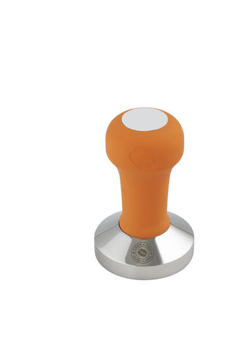 CREMA PRO Coffee Tamper. Comfortable and weighty for that perfect tamp.