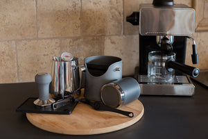CREMA PRO Barista Kit - Make the perfect espresso at home with everything you need in this complete kit.