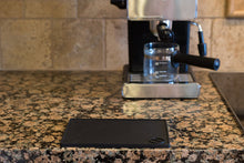 CREMA PRO Tamper Mat. Protect your bench top with one of Crema Pro's Tamp Mats