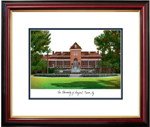 University of Arizona Campus Picture Frame