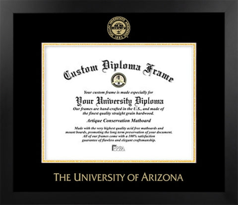 University of Arizona Most Popular Diploma Frame