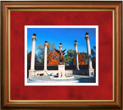Ball State University Campus Picture Frame