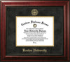 Boston University Diploma Frame