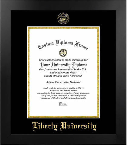 Liberty University Most Popular Diploma Frame