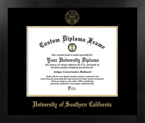 University of Southern California Most Popular Diploma Frame